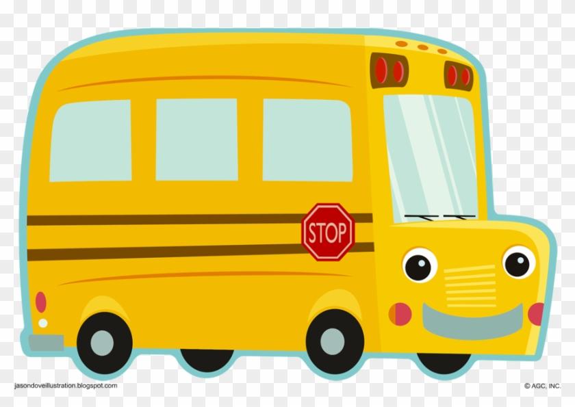 School Bus Cut Out #352814