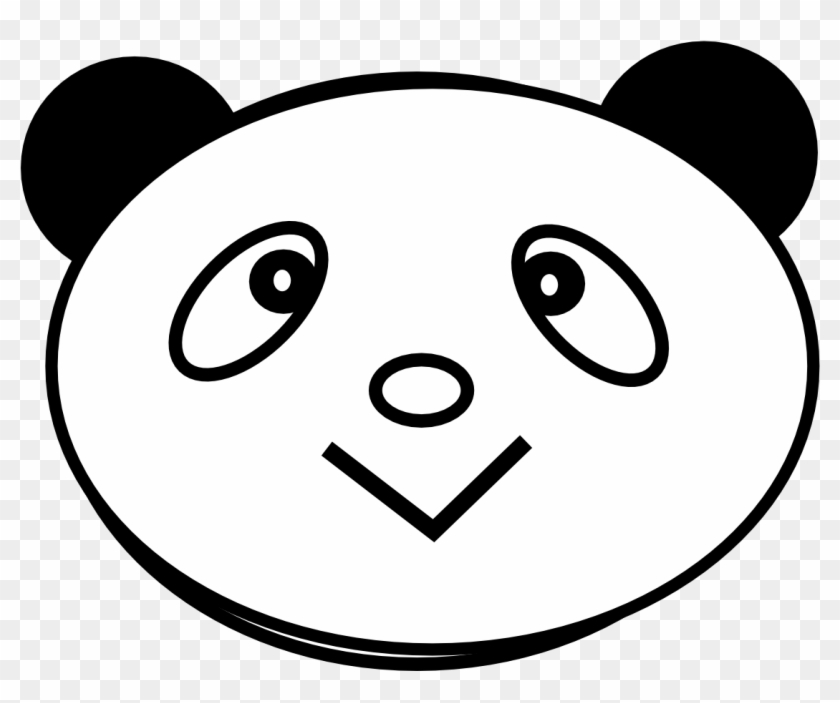 Clipart Info - Cute Black And White Panda's Png #352972