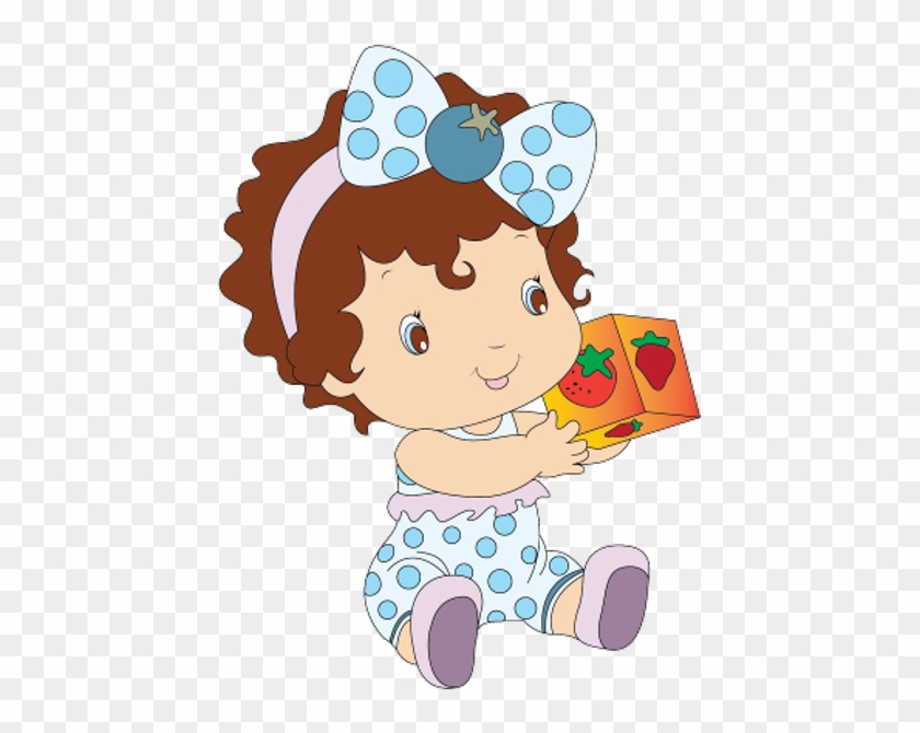 Free Strawberry Shortcake Cartoon Baby Characters Are Friend