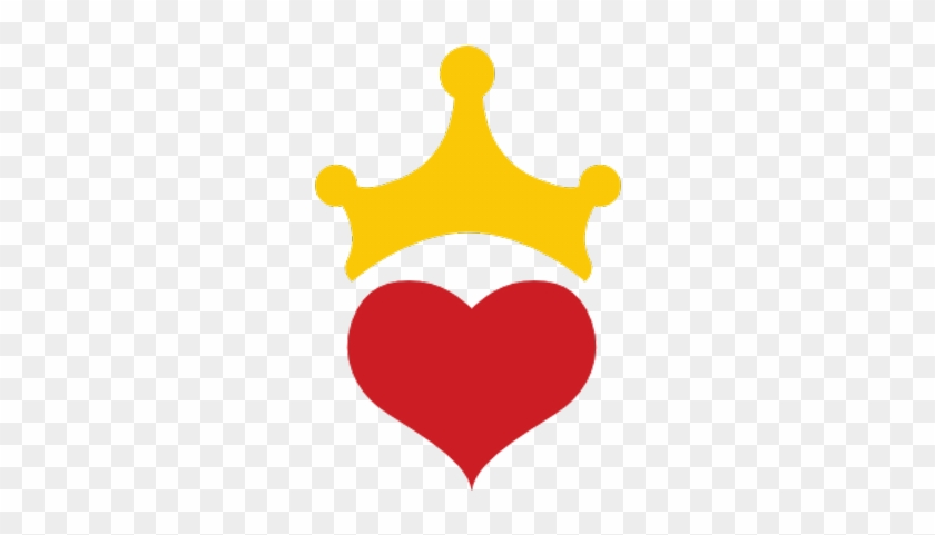 Queen Of Hearts - Queen Of Hearts Crown Png #353102