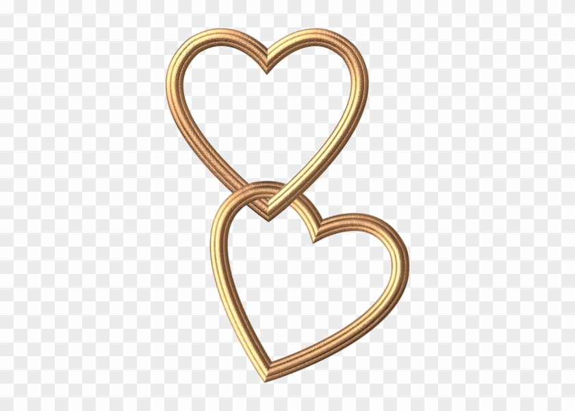Attachment - 2 Hearts Intertwined Gold #353281