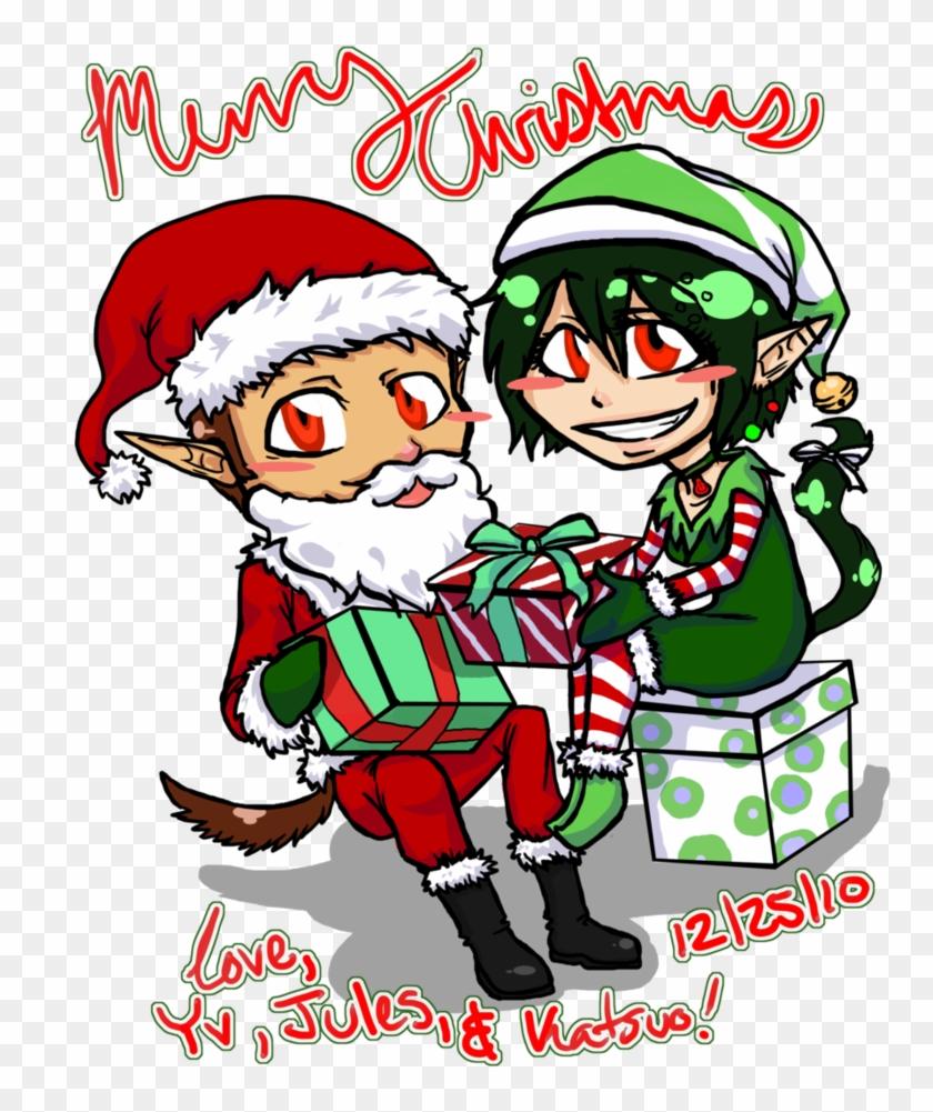 Merry Christmas We Love You By Katsuomangaka - Merry Christmas We ...