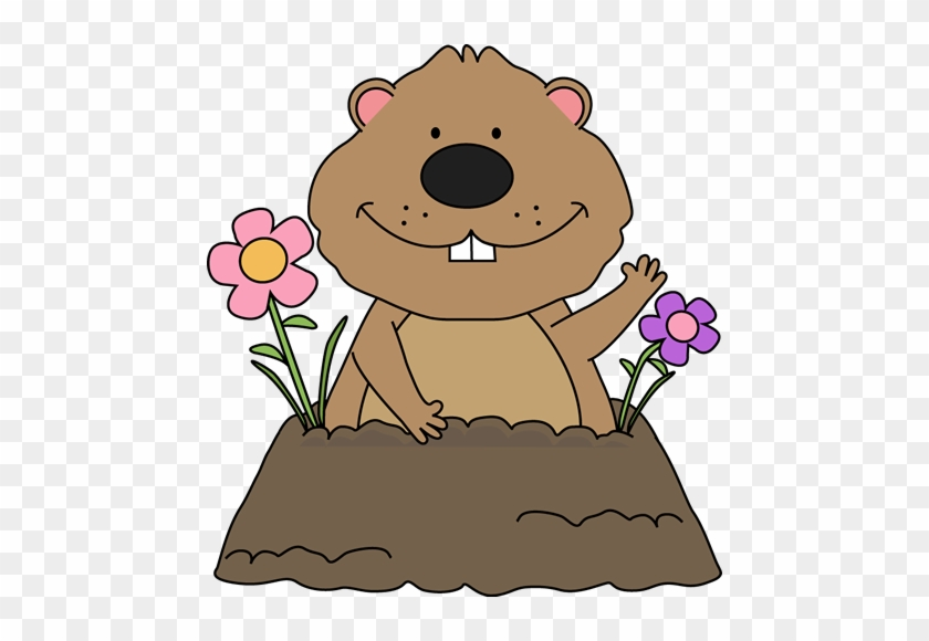Groundhog Day Clip Art Groundhog Day Clip Art Groundhog - Clip Art Groundhog Day #353741