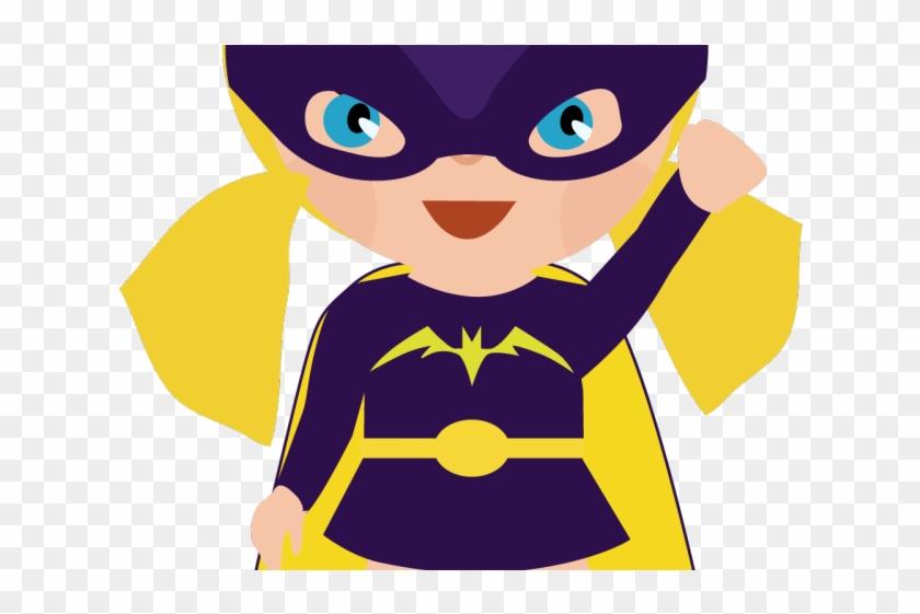 Hero Clipart Purple Superhero - Super Heroes Y Heroinas #353782