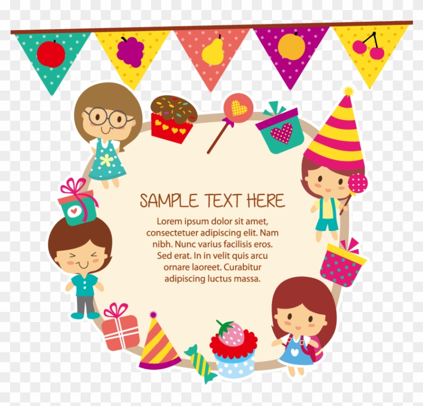 Child birthday greeting card clip art postale de cumpleaos para child birthday greeting card clip art postale de cumpleaos para facebook m4hsunfo