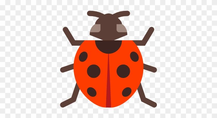 Amuletos Para Ganar La Loteria - Ladybird Beetle #354566