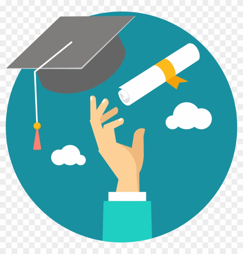 Student Education Graduate University Icon University Icon Png Free Transparent Png Clipart Images Download
