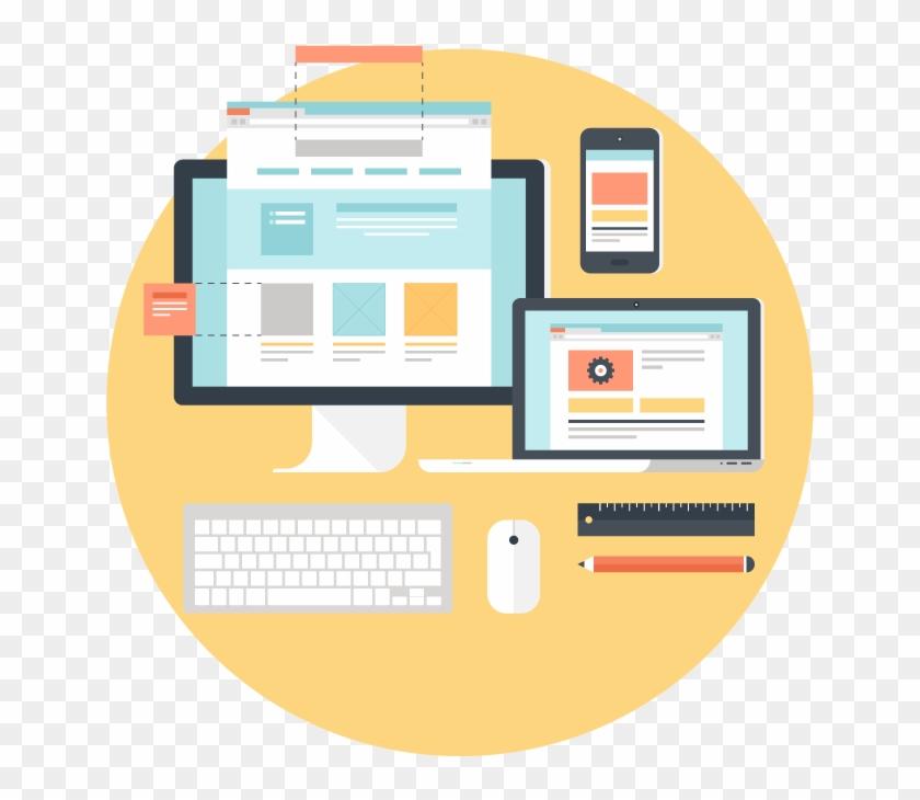 Content Management System Web Cms Adobe Experience - Web Design #355274