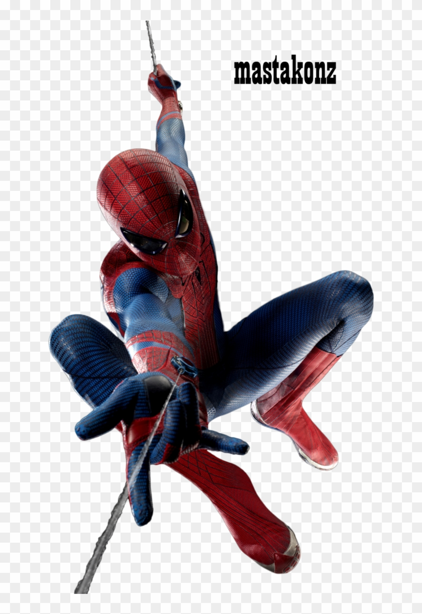 The Amazing Spider Man Render By Mastakonz Amazing Spider Man 2012 Free Transparent Png Clipart Images Download