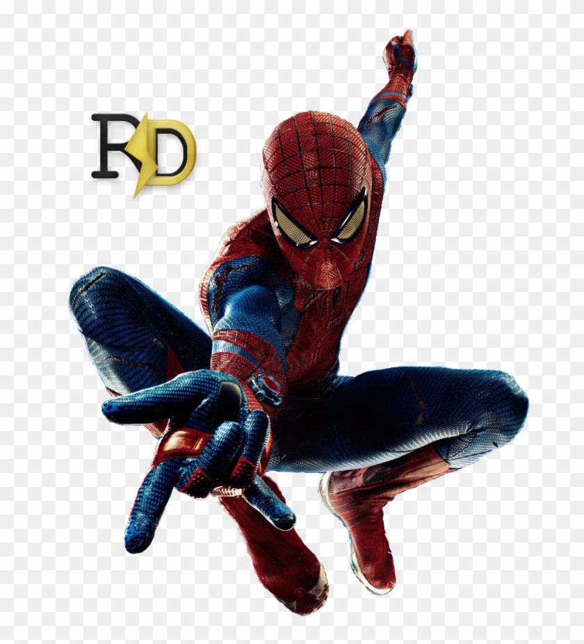 The Amazing Spider Man Render By Gurren Raiton Amazing Spider Man 2012 Free Transparent Png Clipart Images Download