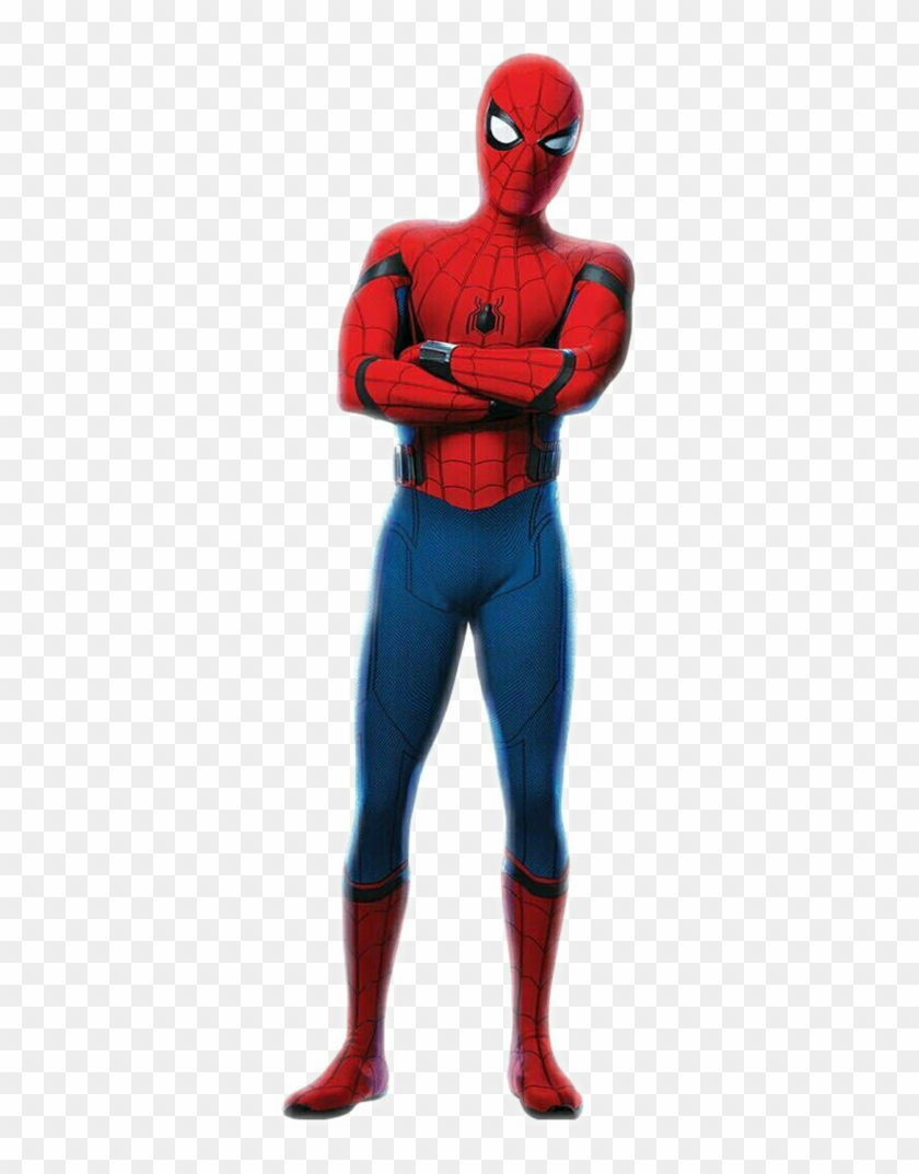 Spiderman Mcu Png Render By Mrvideovidman On Deviantart - Marvel Cinematic Universe Spider Man #355679
