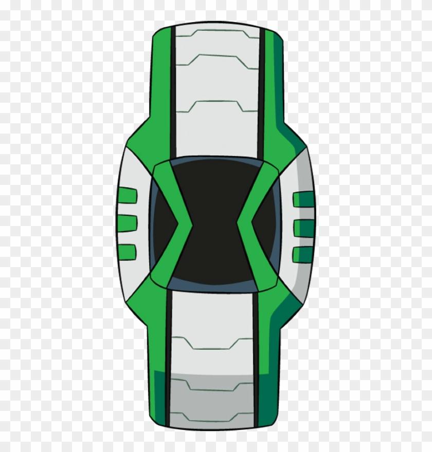 Ov - Ben 10 Omniverse Omnitrix - Free Transparent PNG