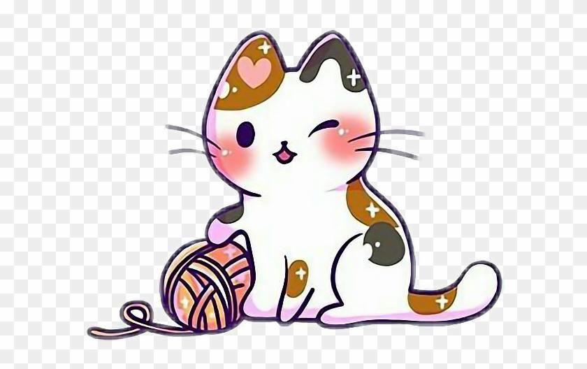Kawaii Cute Cat Kitten Kitten Kittens Cats Catlove - Kawaii Cute Cats And Kittens #356011