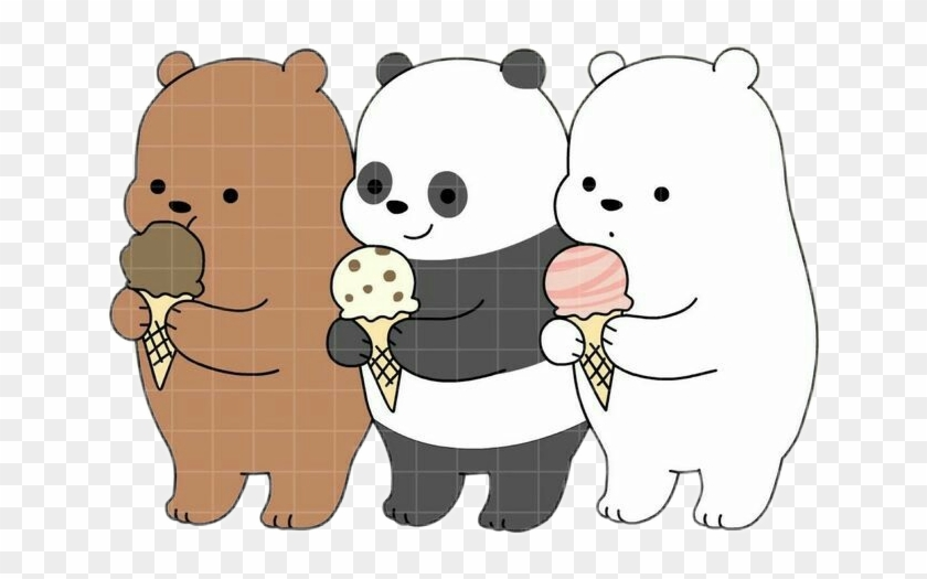 Report Abuse We Bare Bears Wallpaper Hd Free Transparent Png