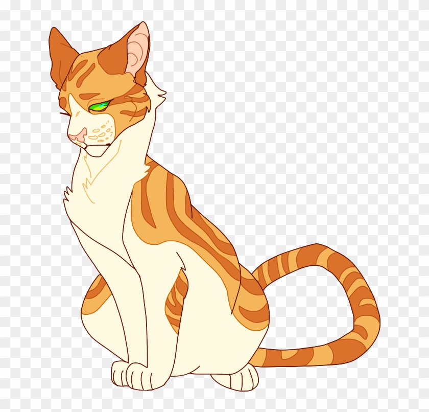 Journal - Warrior Cat Drawing Sitting #356184