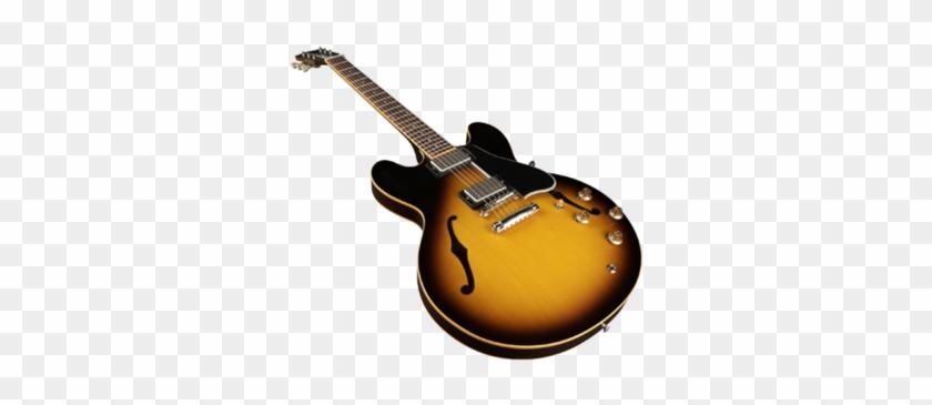 Guitar Invention On Flowvella - Gibson Memphis 1959 Es-335td 2015 (historic Burst) #356284