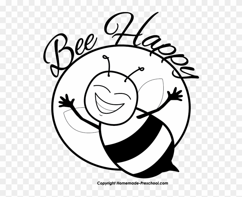 Click To Save Image - Bee Happy #356495