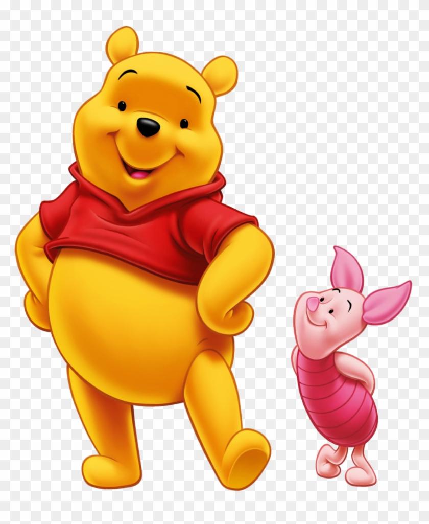 Winnie The Pooh, Piglet Winnie The Pooh Eeyore Cuando - Winnie The Pooh Characters Pooh #356694