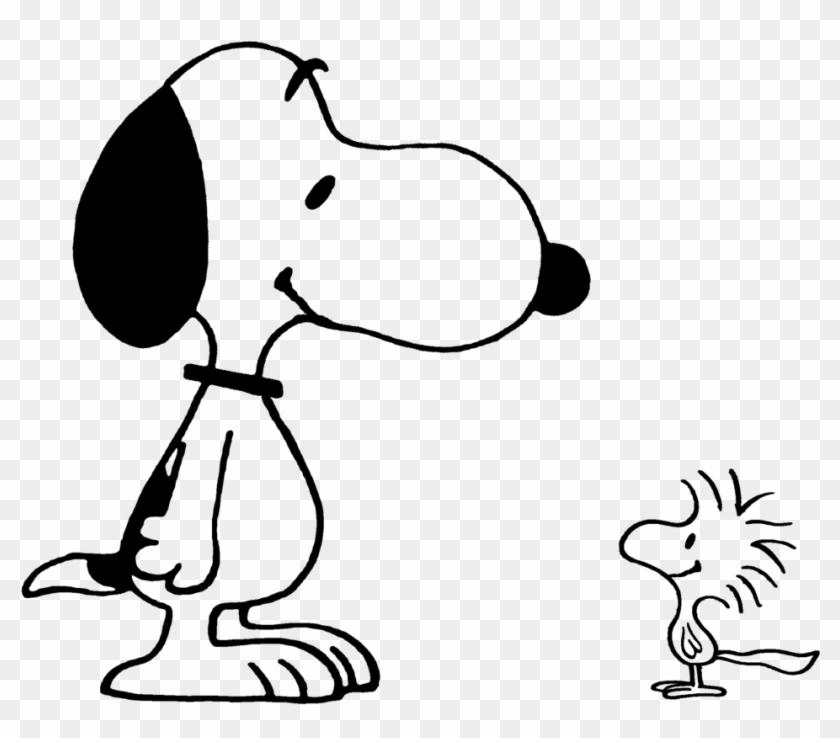 O Encontro De Snoopy E Woodstock By Bradsnoopy97 On