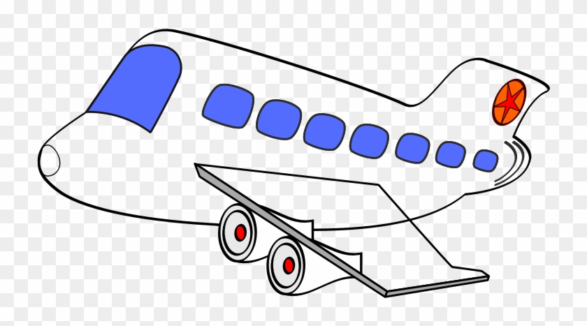 Free Transport Clipart Transparent Background Cartoon Airplane