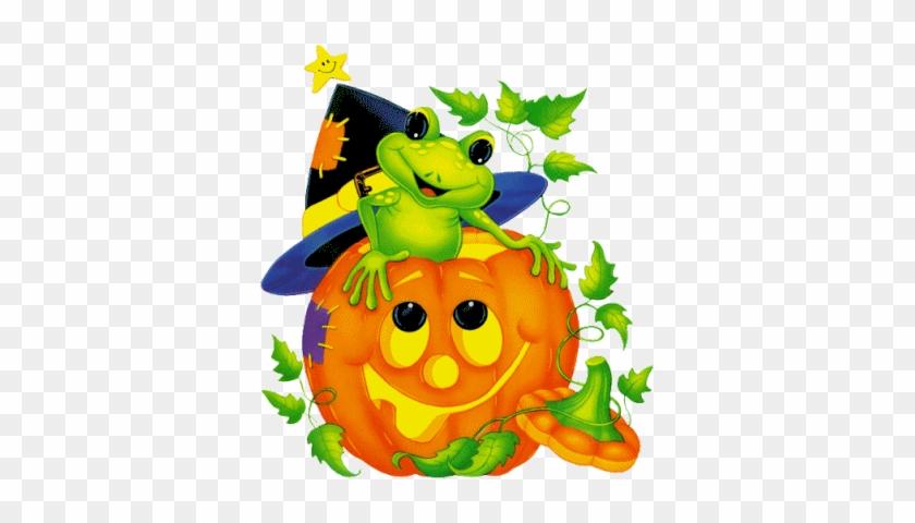 Gifs Automne Et Halloween - Happy Friday Happy Weekend Halloween #356942