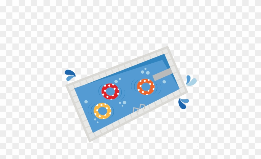 Swimming Pool Svg Scrapbook Cut File Cute Clipart Files - Swimming Pool #357158