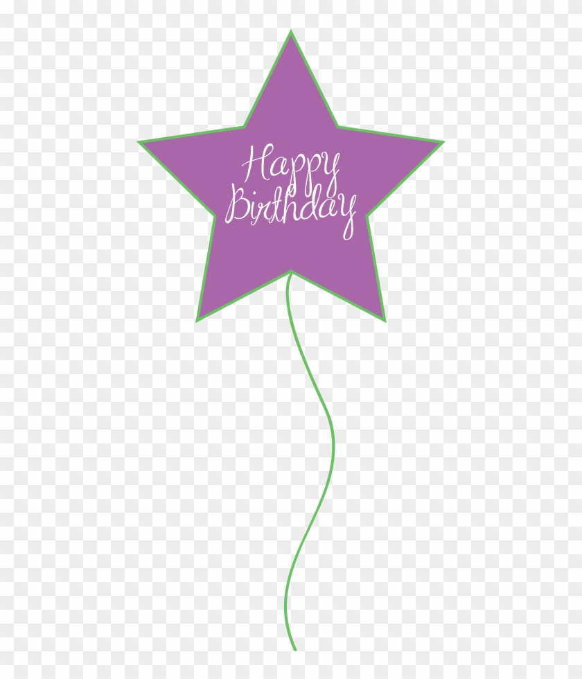 Free Birthday Balloons Clipart For Party Decor Websites - Free Birthday Balloon Clip Art #357243