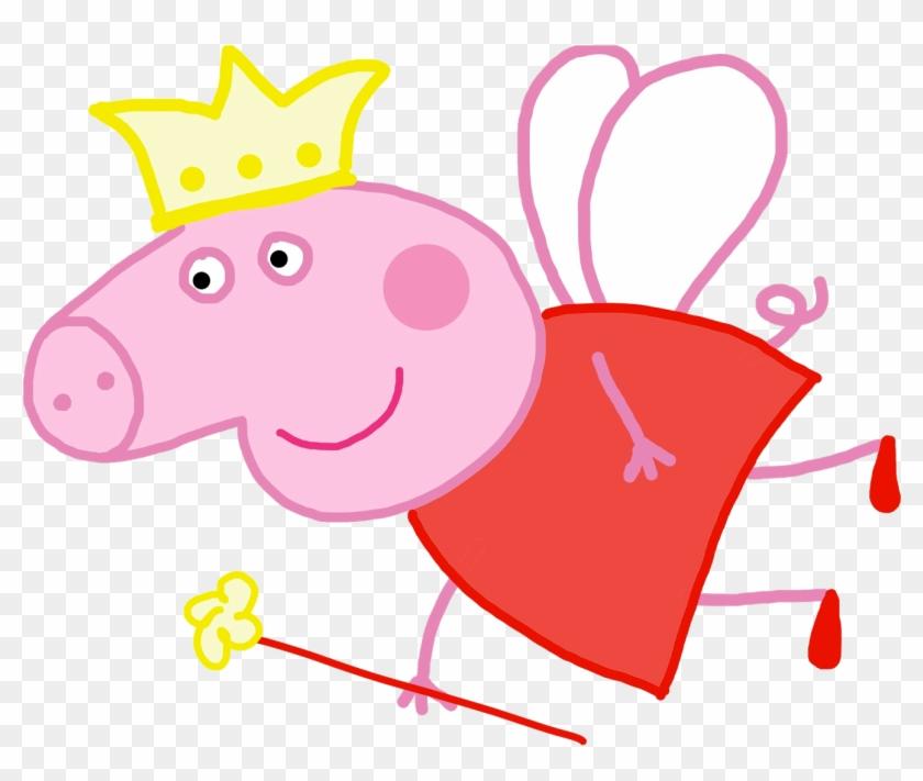Peppa Pig Princess Clipart Free Coloring Sheets Peppa Pig High