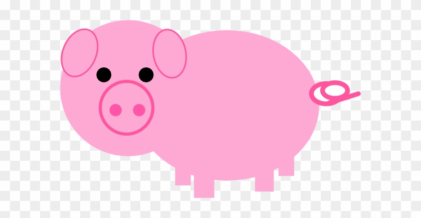 Outline Picture Of A Pig #357277