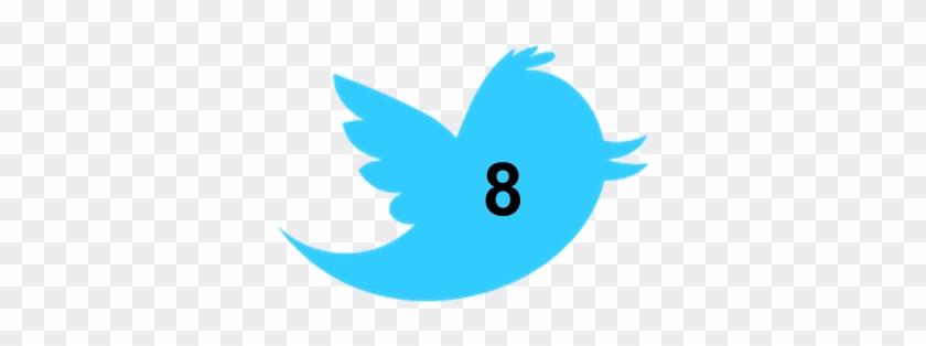 Vérifiez Vos Mentions Et Vos Messages Directs Pour - Animated Twitter Logo Gif #357679