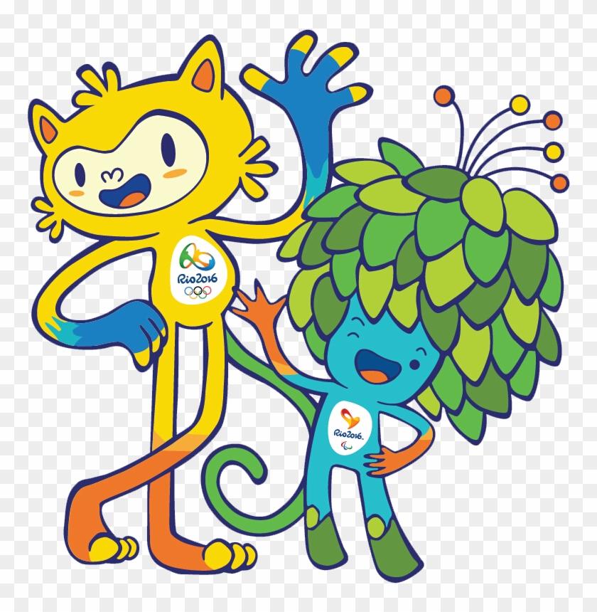 2016 Summer Olympics Opening Ceremony Rio De Janeiro - 2016 Rio Olympics Mascots #358382