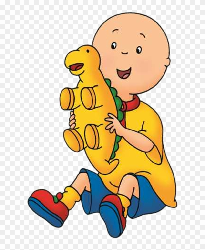 More Caillou Pictures Caillou Free Transparent Png Clipart