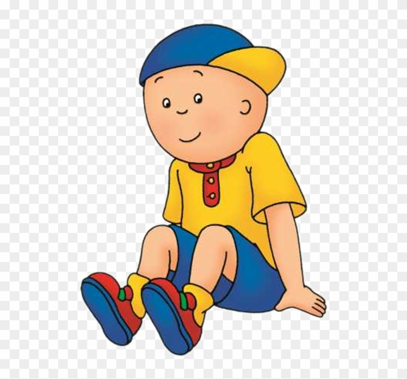 More Caillou Pictures Caillou Png Free Transparent Png Clipart