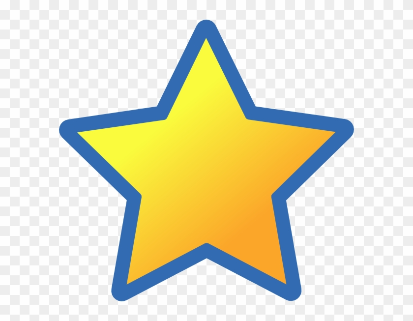 Blue And Gold Stars #359056