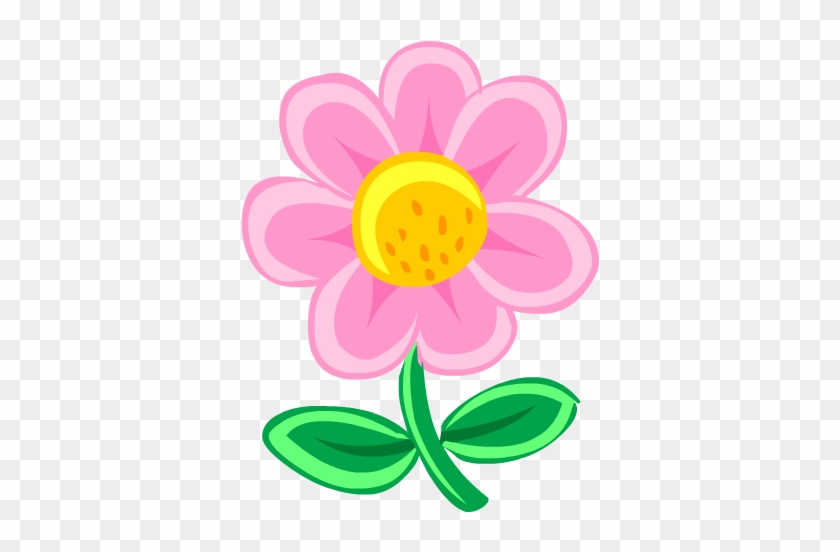 Pink Flower Png Image - Flower Icon #359080