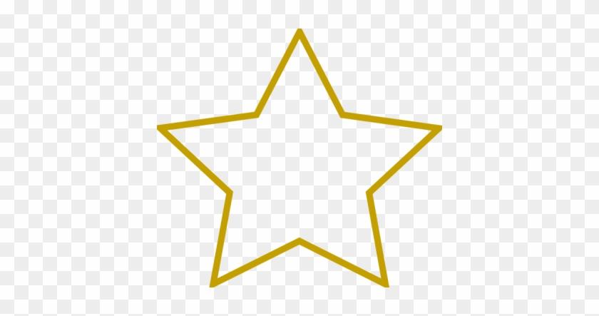 Star Shape Clip Art At Clker Com Vector Clip Art Online - Large Star Template Printable #359523