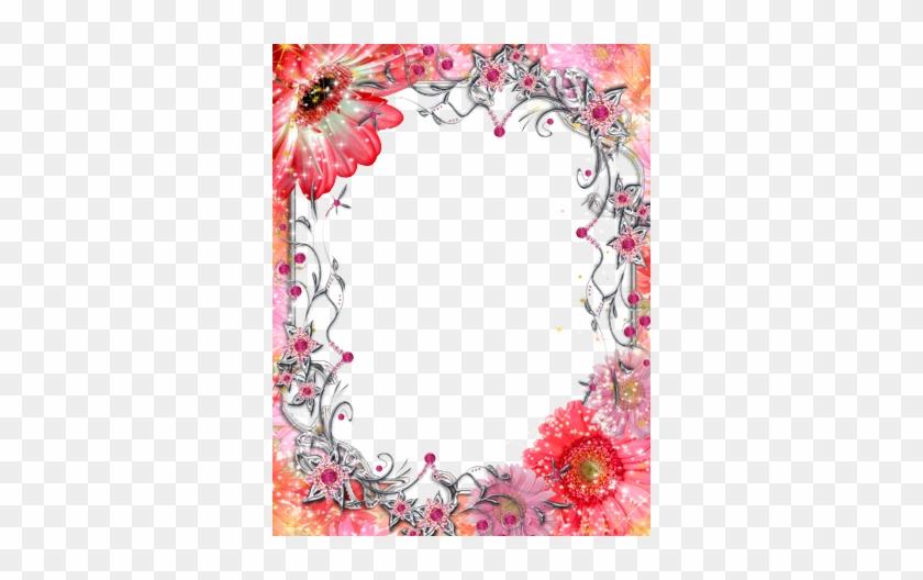 Flores Rojas Hermosas - Thank You Cards Free #360018