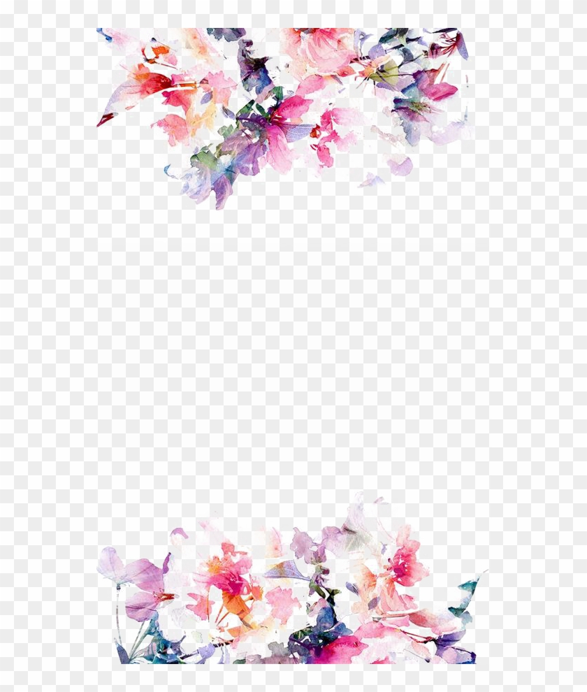 Iphone 5s Flower Paper Wallpaper Floral Phone Background Free