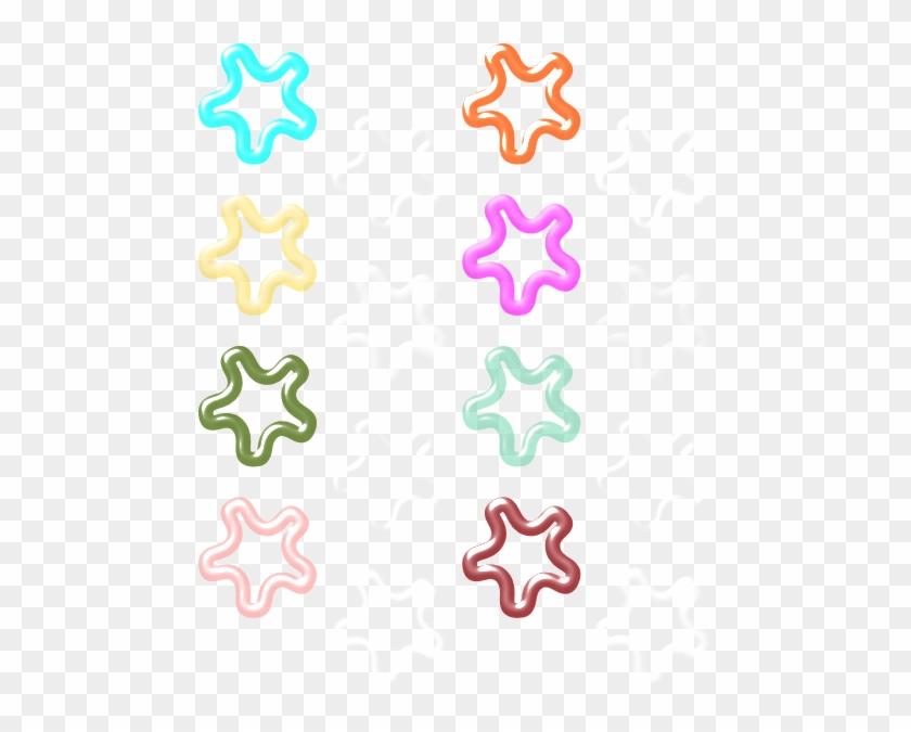 Colorful Stars Animation #360123