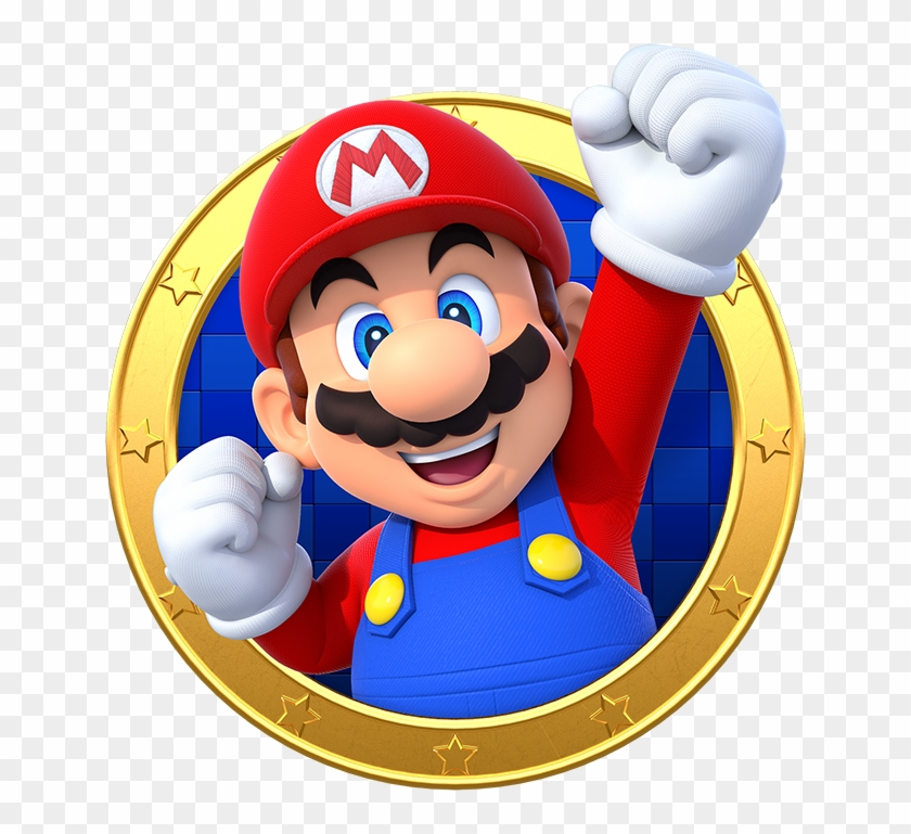 Star Rush - Super Mario Party Supplies And Balloons Bundle #361225