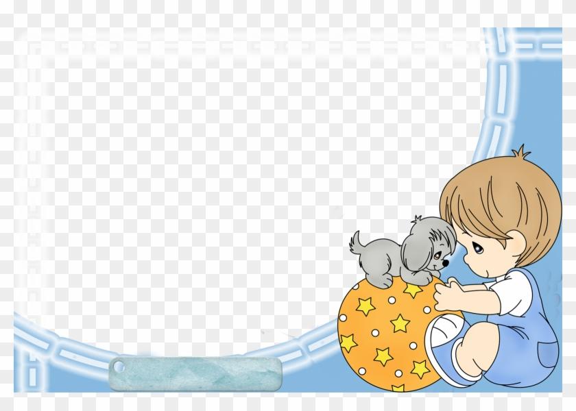 Baby Boy Shower Wonderful Precious Moments Baby Shower - Invitaciones Para Baby Shower Precious Moments #361354
