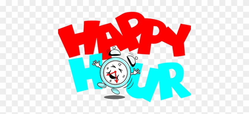 Happy Hour Bring Your Favorite Salsa - Free Clipart Happy Hour #361360