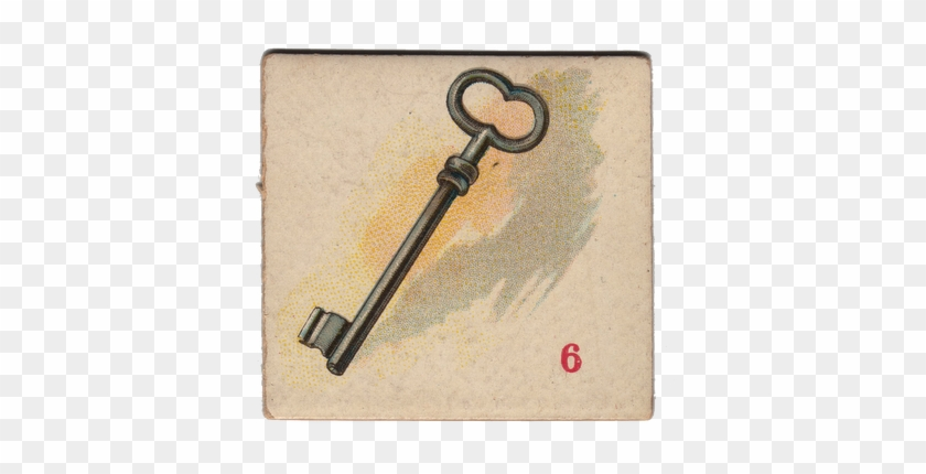 Clip Arts Related To - Old Skeleton Key Art #361510