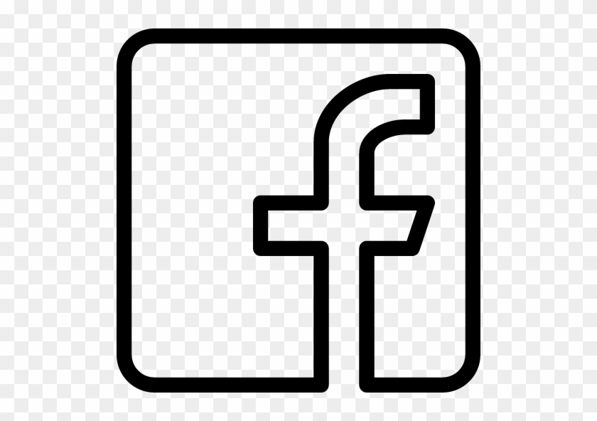 Facebook Icon - Facebook Logo Png Transparent Background #361950
