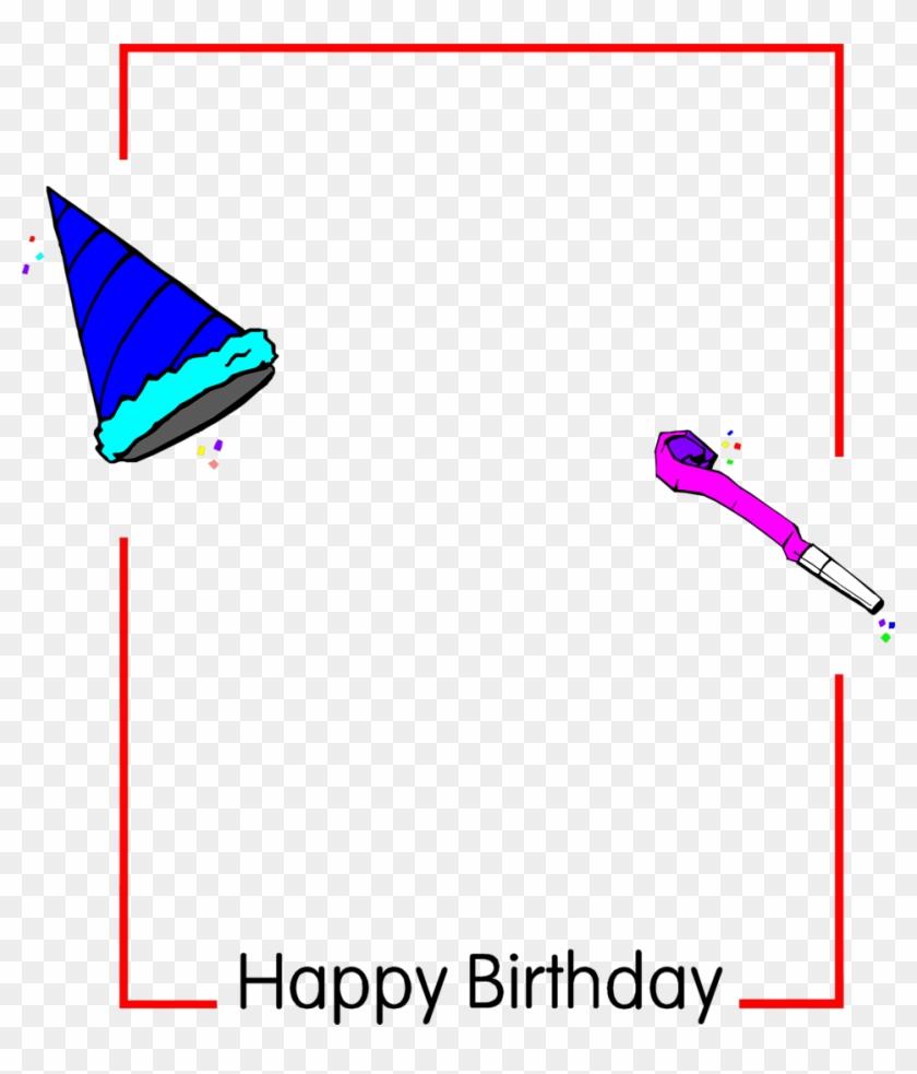 Free Stock Photo - Blank Frame For Birthday #362056