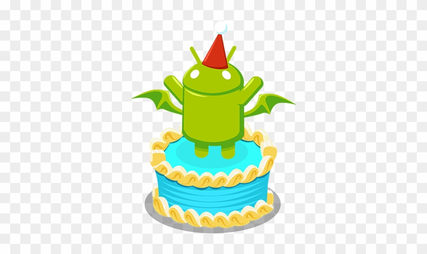 Celebrate Google Play's 1st Birthday With Dragon Story - Celebrate Google Play's 1st Birthday With Dragon Story #362112