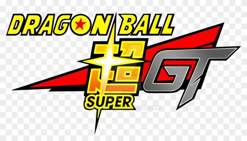 Dragon Ball Super Gt Logo By Majin4d On Deviantart - Dragon Ball Gt Logo #362295