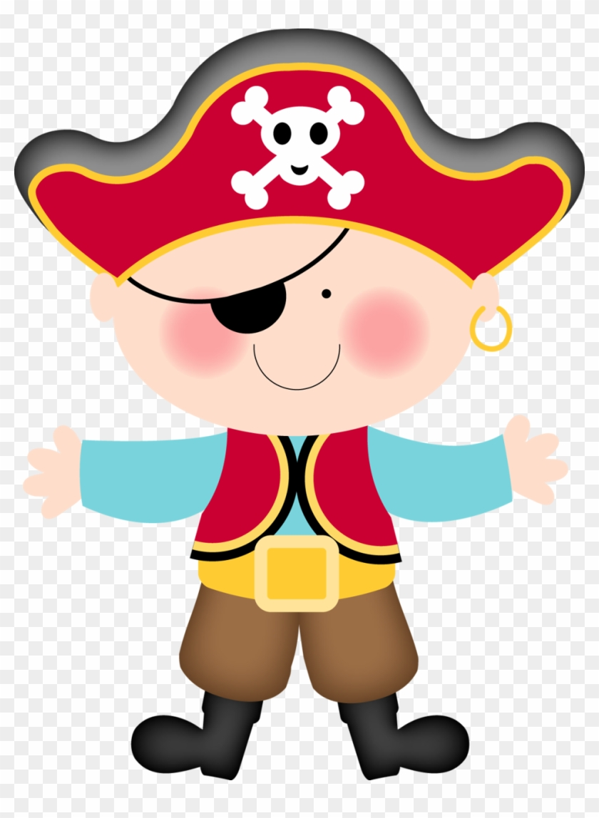 Dolls - Girl Pirate Clipart Png #362381