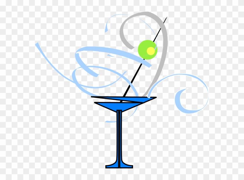 Martini Cocktail Glass Margarita Clip Art