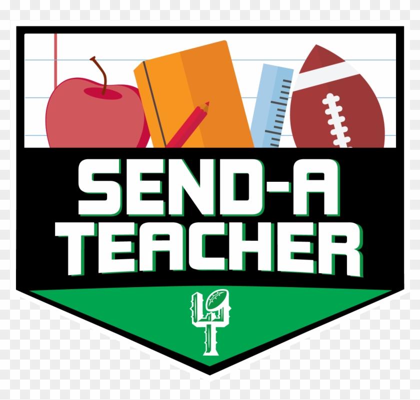 Send A Teacher Program - Graphic Design #363130